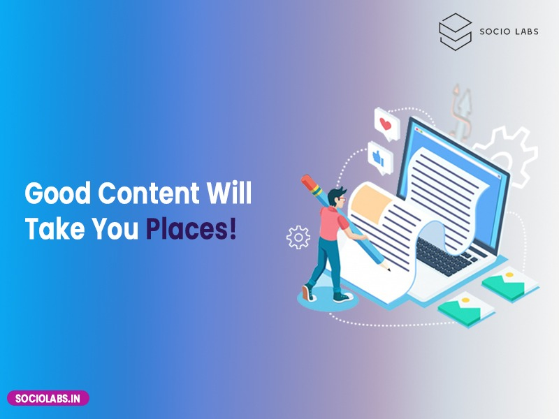 Perfect Content will take your Website at different places