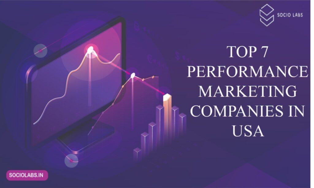Performance Marketing company in USA